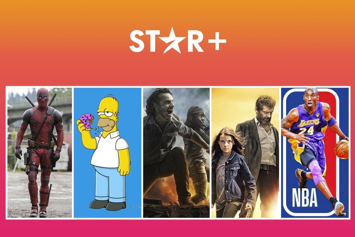 Star+, novo serviço de streaming