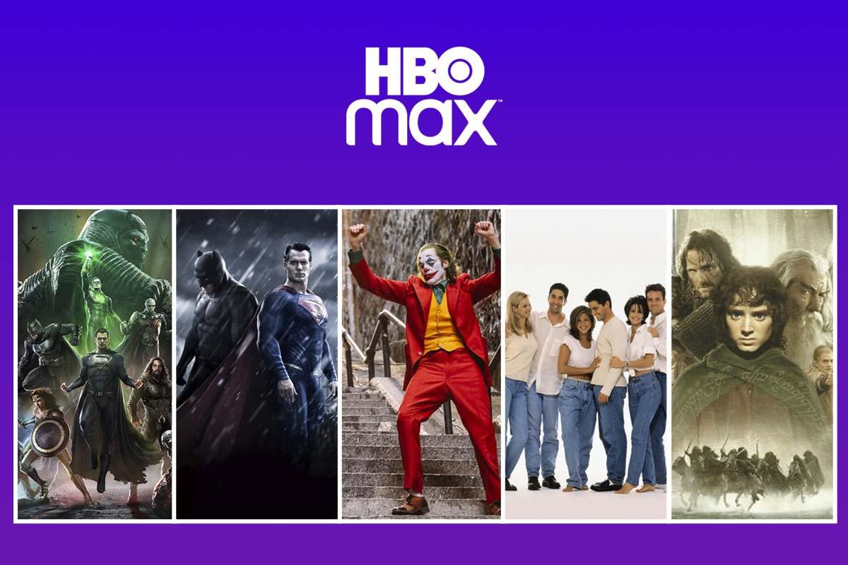 HBO Max, novo serviço de streaming