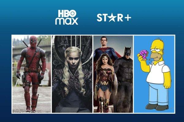 HBO MAX e STAR+