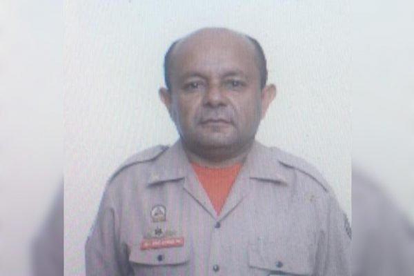 Sargento dos bombeiros que foi morto a facada durante assalto em Samambaia