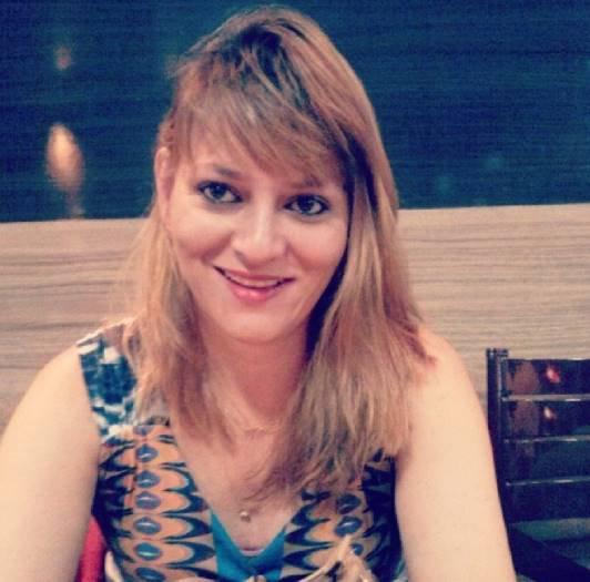 Karla Pucci, vítima de feminicídio no DF