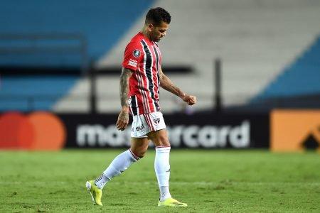 Dani Alves São Paulo