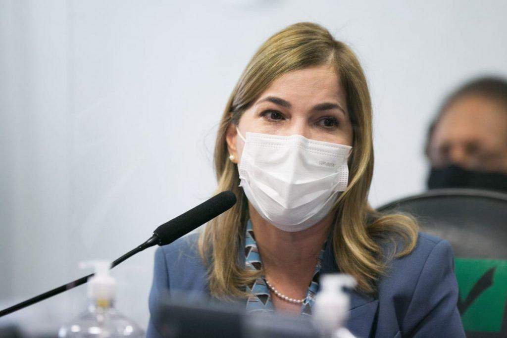 Mayra Pinheiro CPI Covid