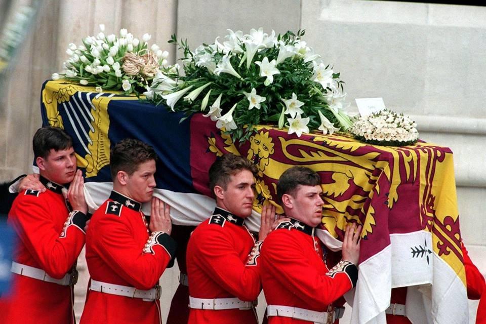Funeral princesa Diana
