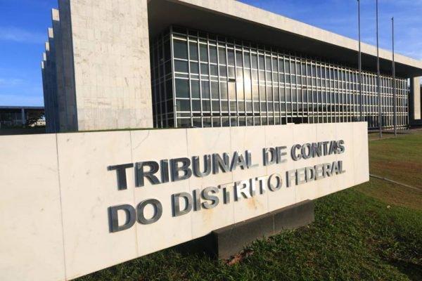 Operação da PF no Tribunal de Contas do DF