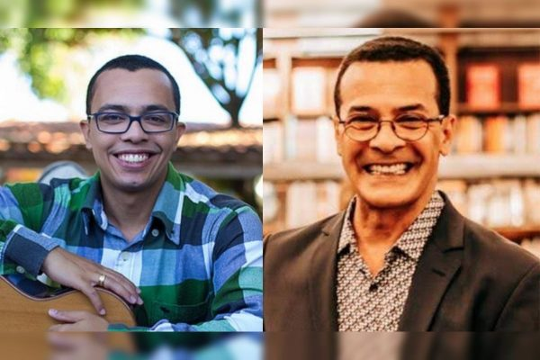Pastores Lucas Abreu e Luiz Antônio