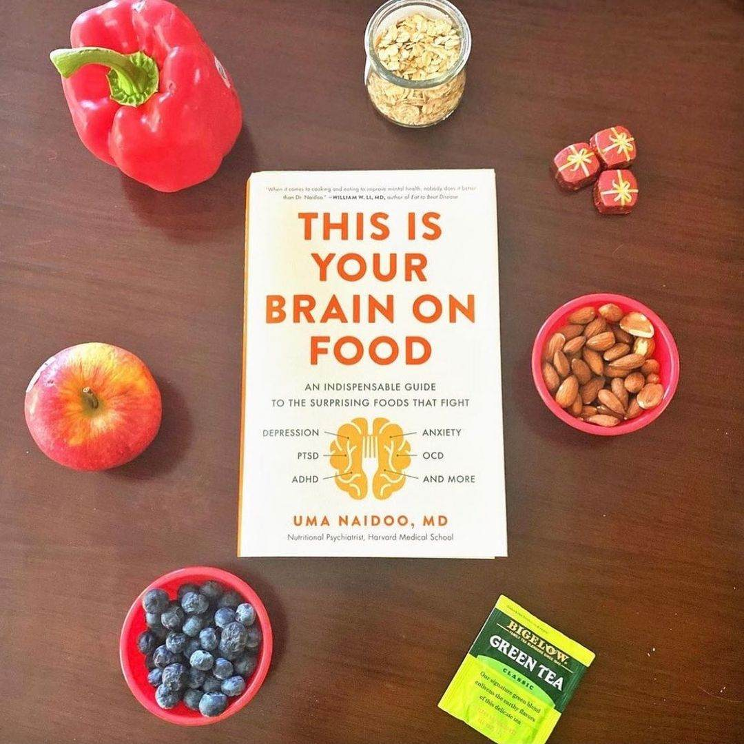 Livro This is Your Brain on Food