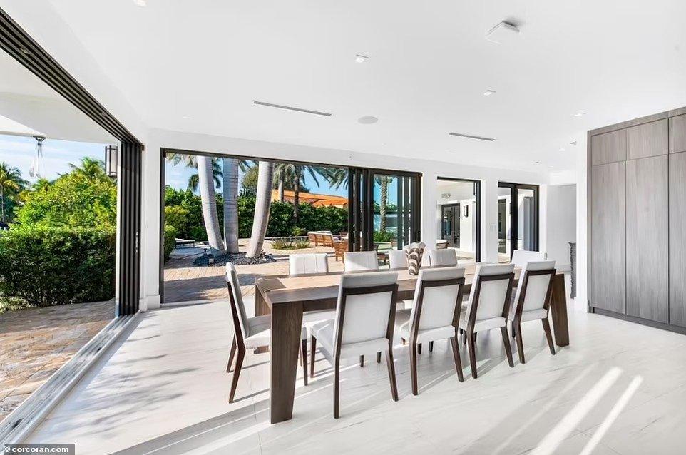 Mansão de US$ 18 milhões de J.Lo e Ben Affleck em Miami (1)
