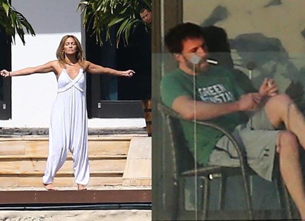 mansão de US$ 18 milhões de J.Lo e Ben Affleck em Miami
