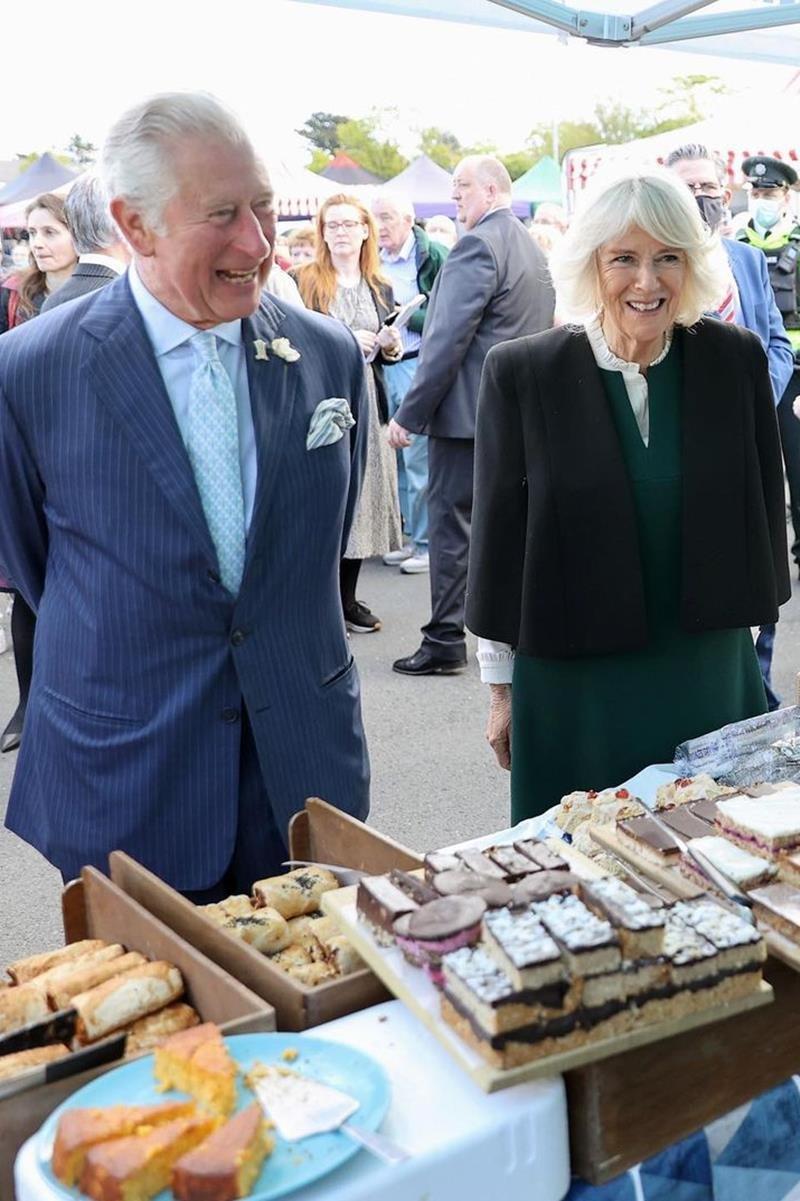 Príncipe Charles e Camilla Parker