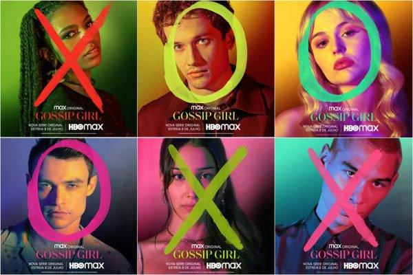 Gossip Girl nova série da HBO