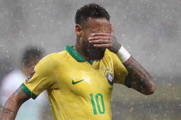 """Neymar está entre """"líderes"""" insatisfeitos com Copa América no Brasil"""