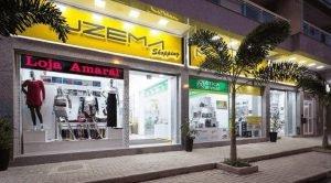 Centro comercial na Muzema