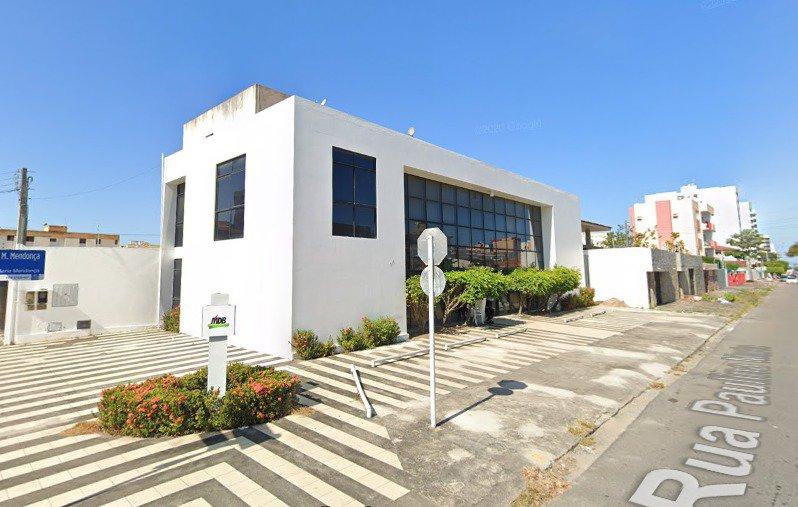 Diretório do MDB em Maceió, Alagoas, e escritório do senador Renan Calheiros