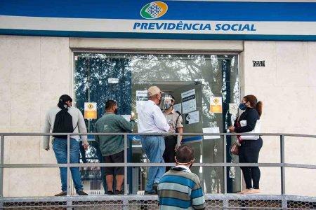 INSS previdencial Social