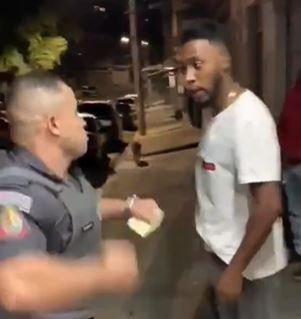 Vídeo - Agressão Policial/ Reprodução