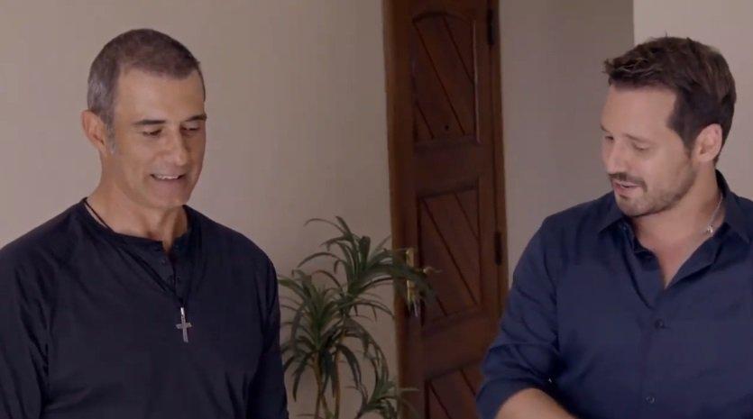 Marcos Pasquin e Dony De Nuccio