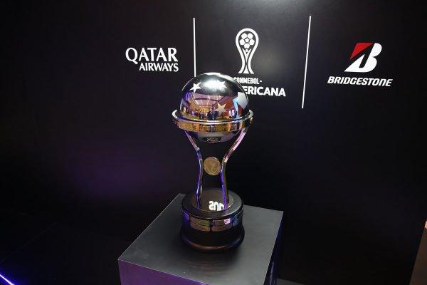 Taça da Copa Sul-Americana