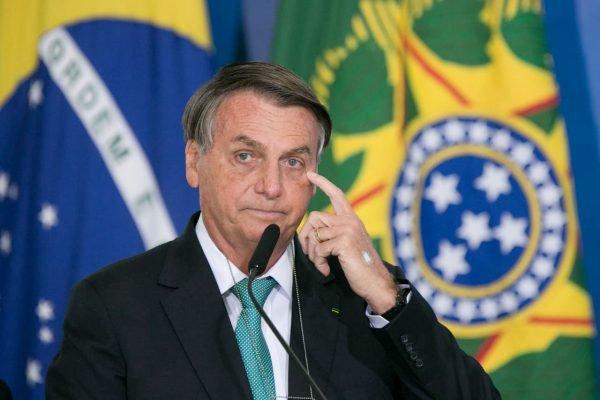 Agenda do Presidente Jair Bolsonaro durante Cerimônia de anuncio Caixa Patrocínio ao Esporte Brasileiro