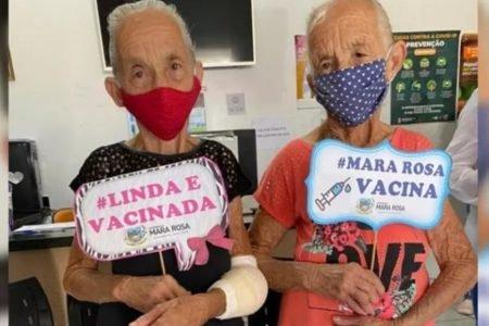 goias gemeas 80 anos vacina covid