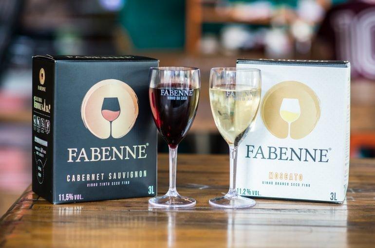 Fabenne, vinho, bag in box