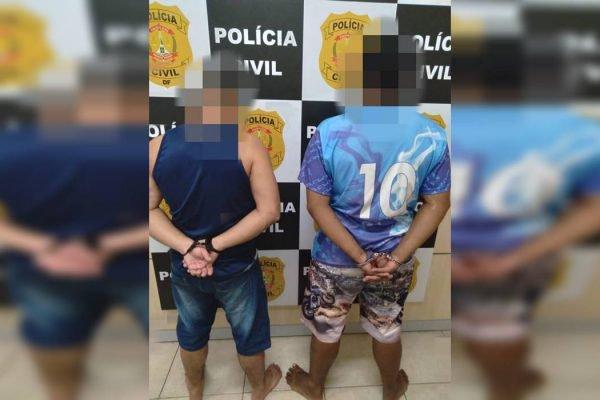 dois traficantes são presos em sobradinho