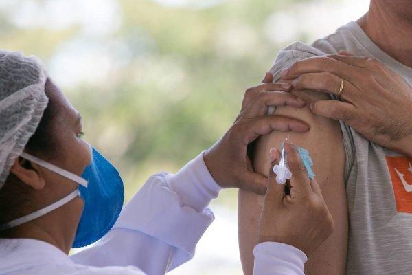 Vacinação no DF