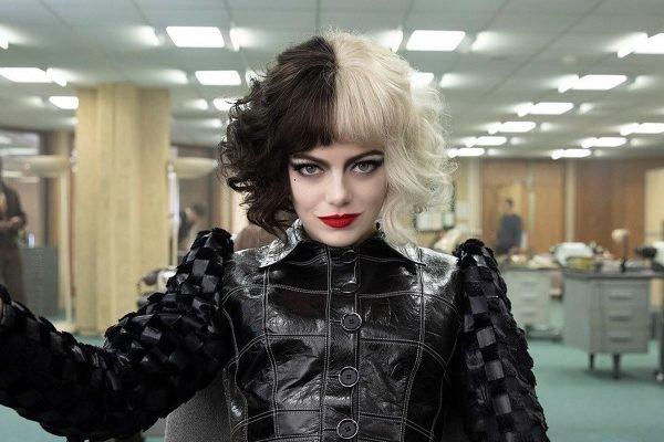 Emma Stone como Cruella