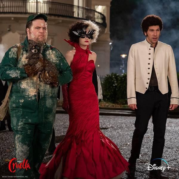 Trecho do filme Cruella