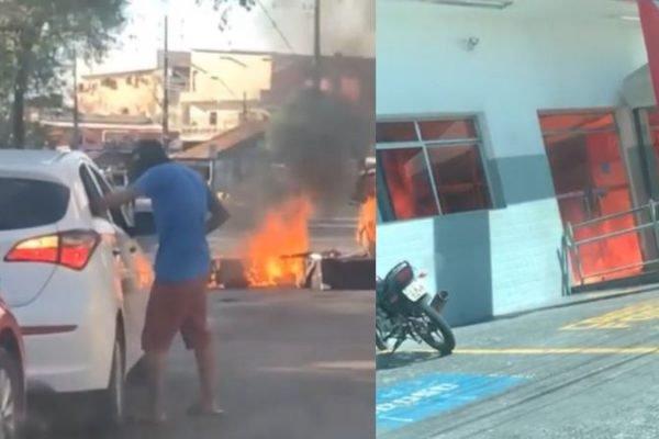Onda de ataques em Manaus após a morte de um chefe do tráfico
