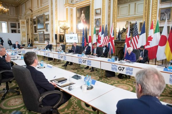 reunião g7