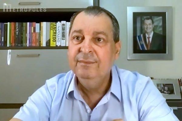 Metrópoles Entrevista Omar Aziz