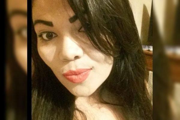 Fernanda Landin, vítima de feminicídio em Sobradinho 2