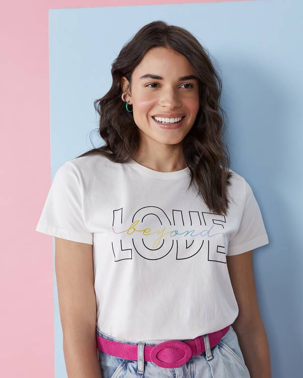 Camiseta Amaro Orgulho LGBTQIA+