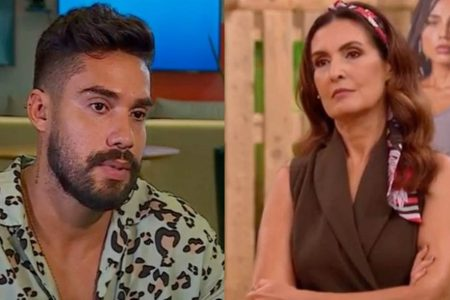 Arcrebiano se irrita com Fátima Bernardes