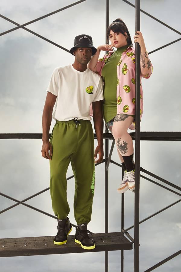 Campanha C&A x Baw Clothing