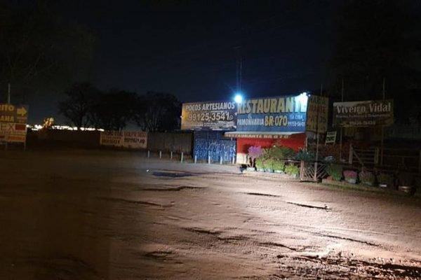 Triplo homicídio no Incra, em Ceilândia