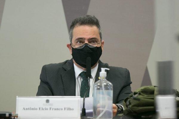 Elcio Franco_CPI da Covid