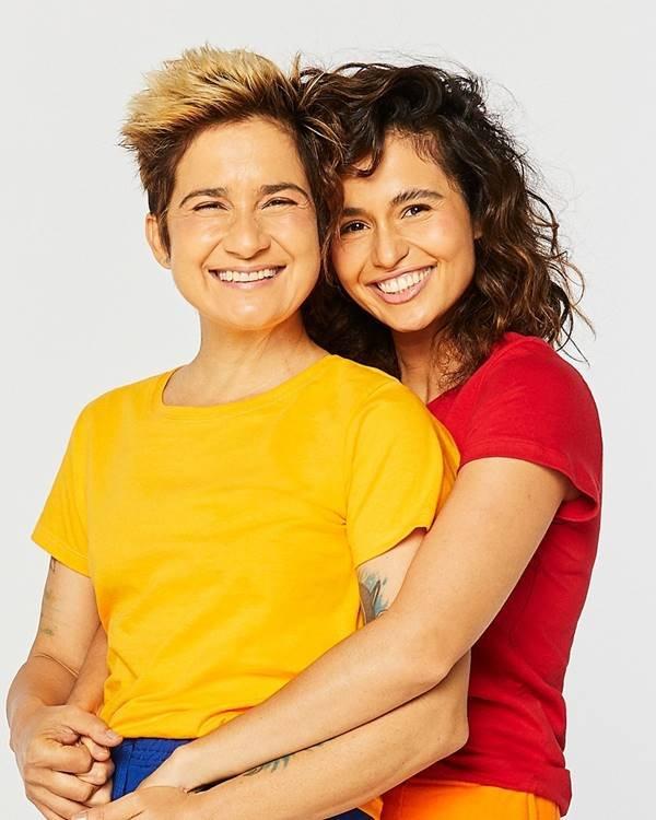 Lan Lanh e Nanda Costa na campanha de Dia dos Namorados 2021 da Reserva