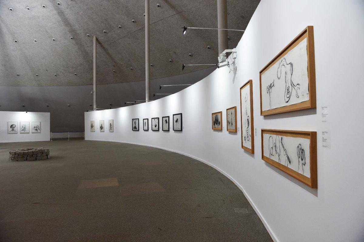 Exposição Marcos Amaro Museu da República