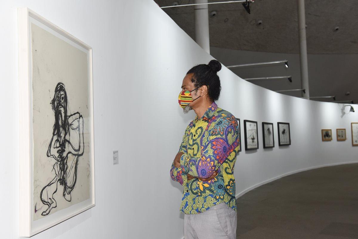 Artista plástico Josafá Neves