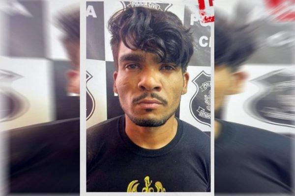 Lázaro, suspeito de triplo homicídio
