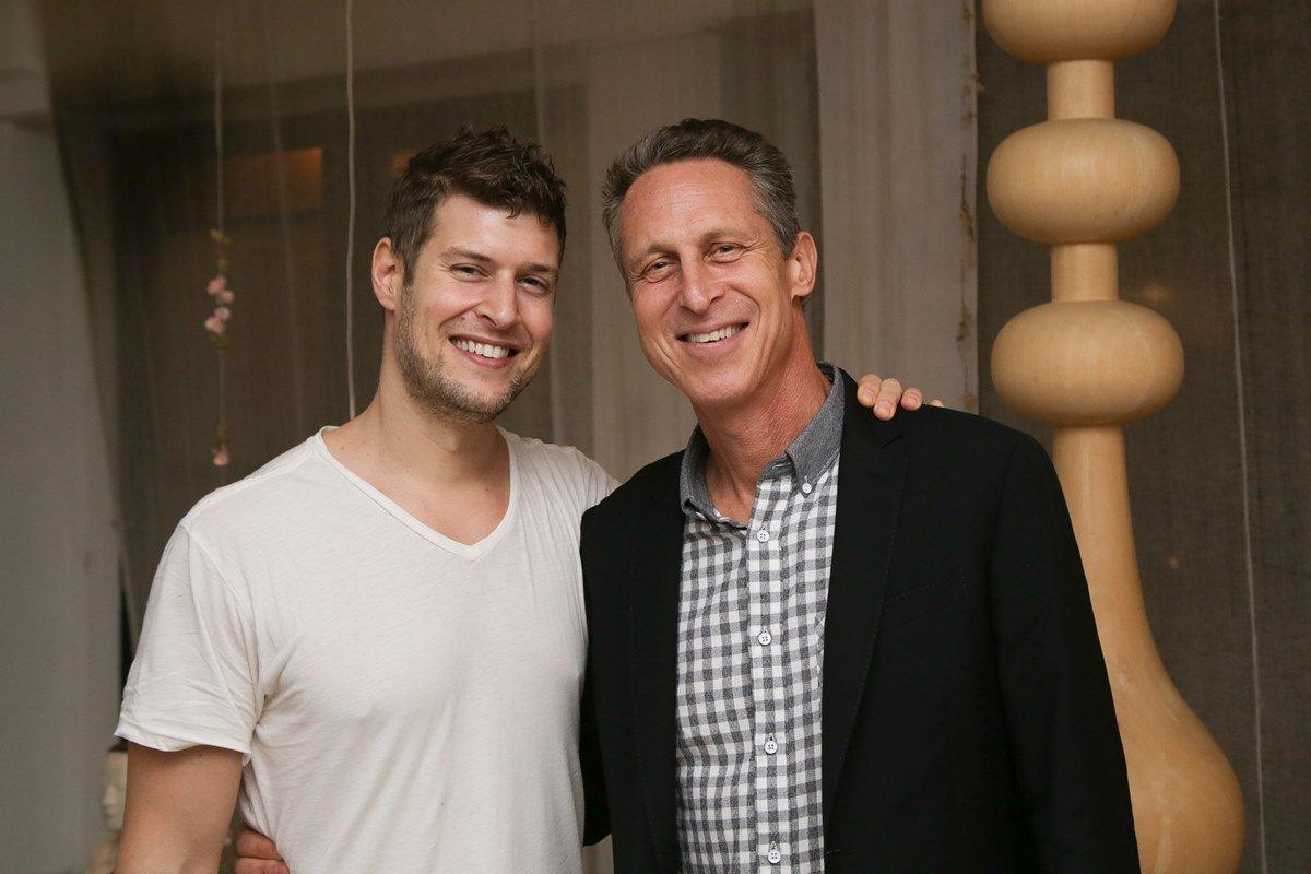 Max Lugavere e Mark Hyman