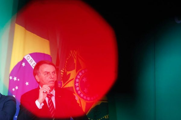 Presidente Jair Bolsonaro , durante apresentação das ações para desburocratização e atração de investimentos para setor de turismo 3