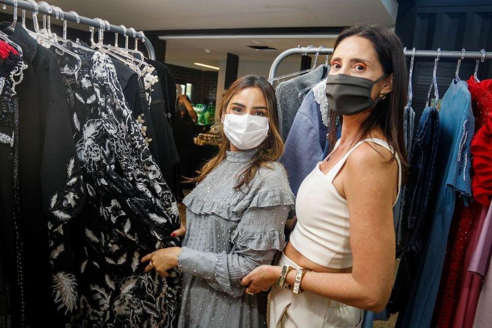 10/06/2021. Brasília-DF. Renata Foresti e Pretty New convidam para evento Gift Day dos Namorados. Fotos: Arthur Menescal/Especial Metrópoles
