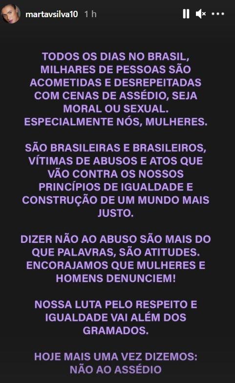 Marta manifesto
