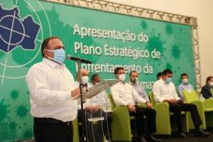 Eduardo Pazuello lança TrateCov em Manaus