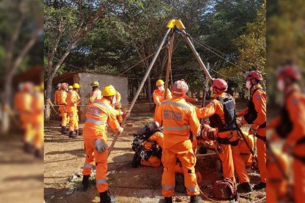 Criança de 3 anos morre ao cair em cisterna em MG