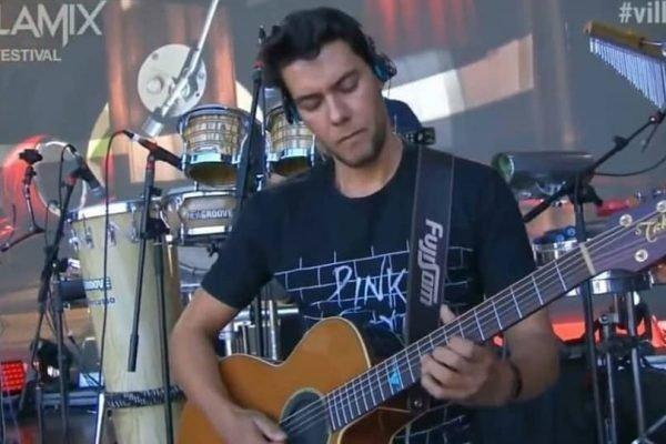 Músico Luizmar Damasceno, que fez dupla com Cristiano Araújo, está desaparecido