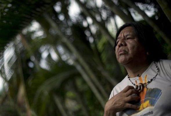 Líder indígena Carlos Terena, morto aos 66 anos